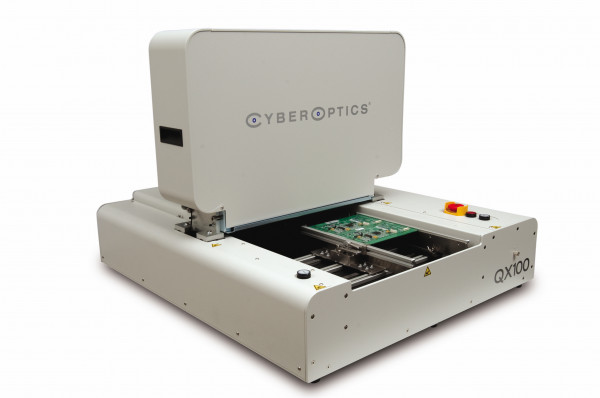 QX100 Table-Top AOI System