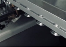Roller Conveyor - 1 Zone conveyor system upgrade from chain to roller