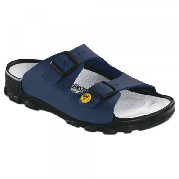 Birkenstock ESD-Sandale Toulon, navy, normal