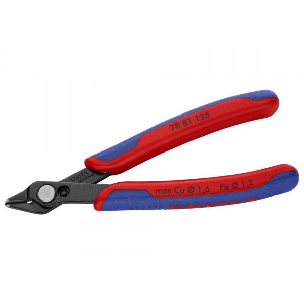 Knipex Electronic Super-Knips, kleine Facette