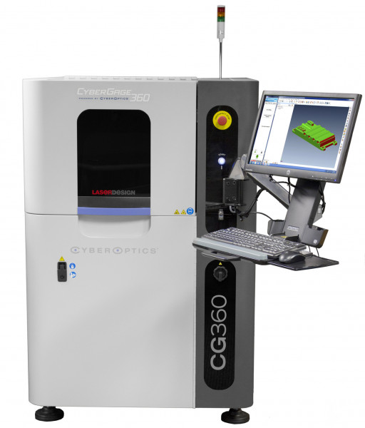 CyberGage360 3D Scanner System