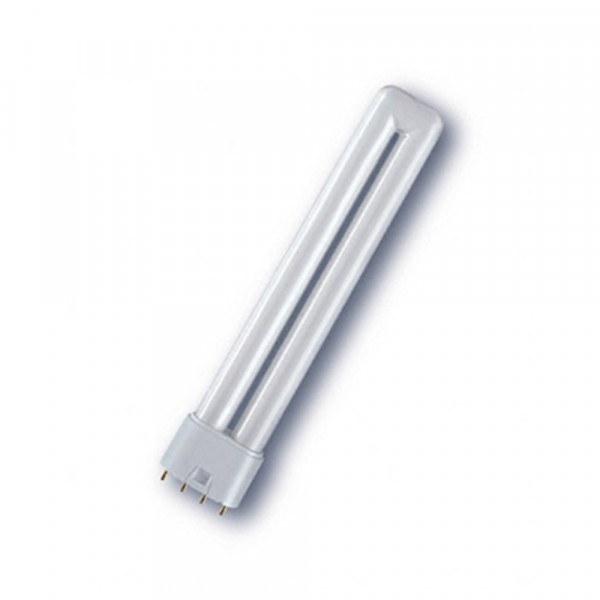 Osram Leuchtstofflampe DULUX L LUMILUX, 2G11, 24 W/840, Cool White